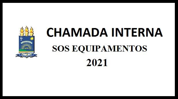 SOS EQUIPAMENTOS 2021