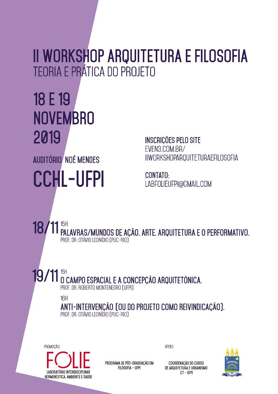 evento arquitetura e filosofia 320191029094240