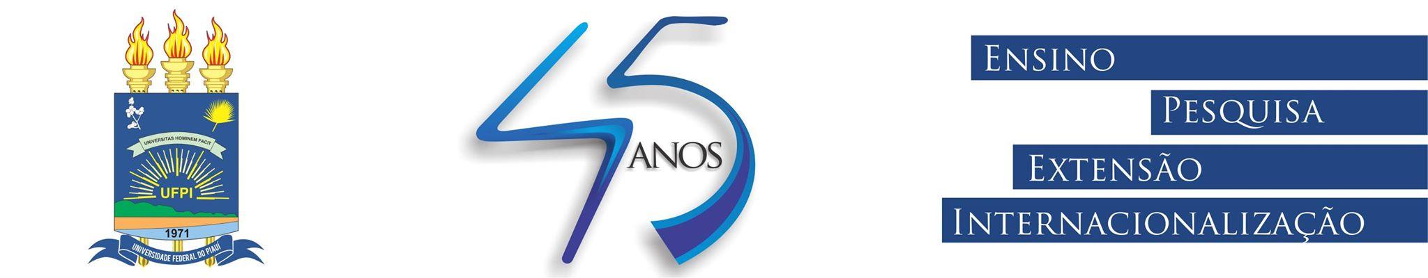 UFPI - 45 anos